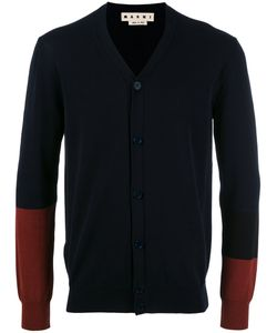 Marni | Gradient Sleeve Cardigan Mens Size 48 Cotton