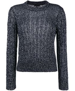 Rag & Bone | Cable Knit Jumper Womens Size Small Cotton/Rayon