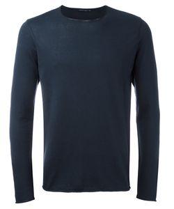 Transit | Open Seam Knit Jumper Mens Size Large Cotton