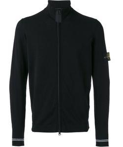 Stone Island | High Neck Zipped Sweatshirt Mens Size Medium Cotton