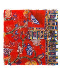 Etro | Print Scarf Womens Silk/Cashmere