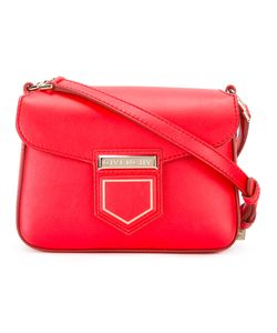Givenchy | Foldover Top Shoulder Bag Womens Calf Leather