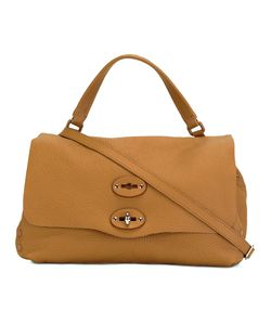 Zanellato   Tote Bag With Shoulder Strap Womens Calf Leather/Metal Other