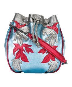 Philosophy di Lorenzo Serafini | Drawstring Bucket Bag Womens Leather