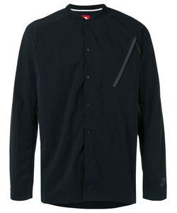 Nike | Bomber Collar Techno Shirt Mens Size Large Nylon/Spandex/Elastane