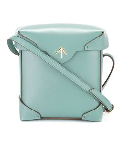 Manu Atelier | Mini Pristine Crossbody Bag Womens Calf Leather