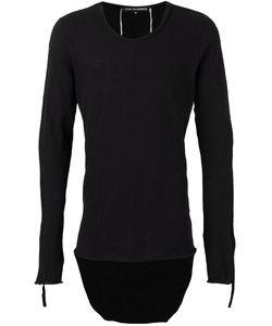 Cedric Jacquemyn   Long Sleeved Sweatshirt Mens Size 46 Cotton