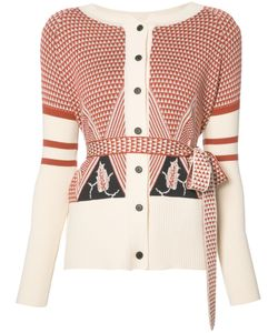 Creatures Of The Wind | Geometric Pattern Cardigan Womens Size Large