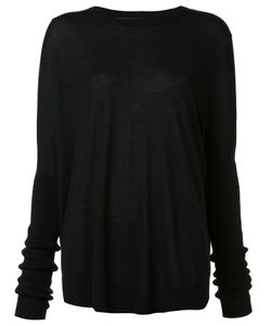 Sally Lapointe | Long-Sleeved Top Womens Size Xs/S Cashmere