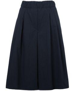 Odeeh | Wide Leg Bermuda Shorts Womens Size 36 Cotton