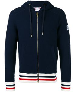 Moncler Gamme Bleu | Cappuccio Tricot Zip Hoodie Mens Size Large