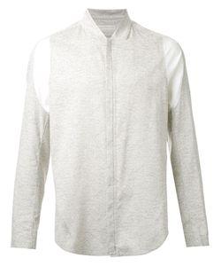 Abasi Rosborough | Ribbed Collar Shirt