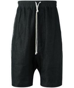 Rick Owens | Ricks Pods Trousers Mens Size 48 Linen/Flax/Cotton