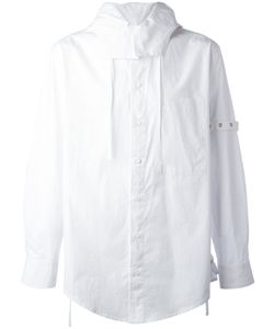 Craig Green | Plain Hooded Shirt Mens Size Xl Cotton