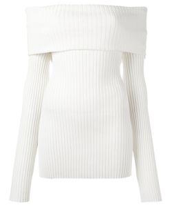 The Row   Tulah Jumper Womens Size Medium Silk/Cotton/Polyester