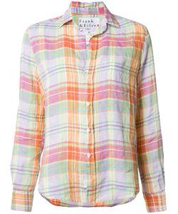 Frank & Eileen   Eileen Shirt Womens Size Large Linen/Flax