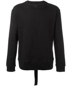 D.Gnak   Back Tape Sweatshirt Mens Size 46 Cotton