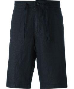 Stone Island | Drawstring Shorts Mens Size 34 Linen/Flax