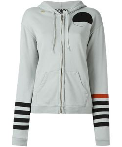 Freecity | Zip Up Hoodie Womens Size Small Cotton