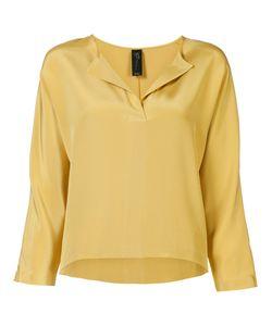 Zero + Maria Cornejo | Willa Blouse Womens Size 4 Silk