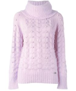 Christian Dior Vintage | Braided And Puff Knit Jumper Size 36