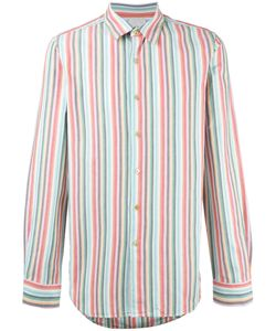 Paul Smith | Striped Shirt Mens Size Large Cotton