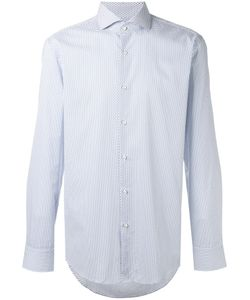 Boss Hugo Boss | Micro Print Shirt Mens Size 41 Cotton