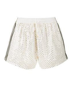 Ashish | Sequin Embellished Shorts Size Large Cotton