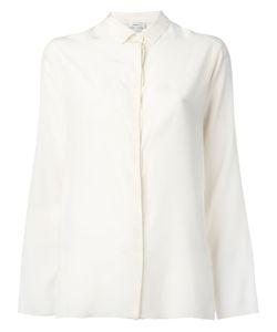 Forte Forte | Plain Shirt Womens Size 2 Silk