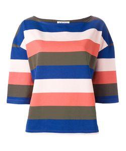 YMC | Striped Top Womens Size Medium Cotton