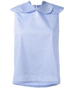 Société Anonyme   Small Circles Blouse Womens Size 1 Cotton