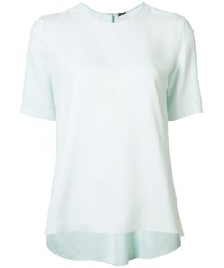 Adam Lippes | Short-Sleeve Top Womens Size 0 Viscose