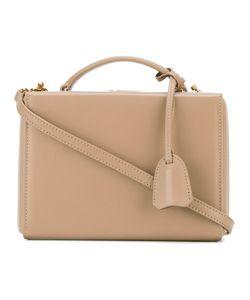 Mark Cross | Padlock Closure Shoulder Bag Womens Leather