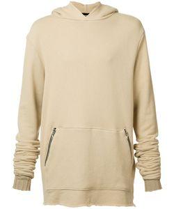 Amiri | Zipped Kangaroo Pockets Hoodie Size Large Cotton