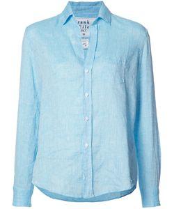 Frank & Eileen   Eileen Shirt Womens Size Xl Linen/Flax