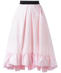Vivetta | Midi Full Skirt Size 42 Cotton/Acetate/Cupro