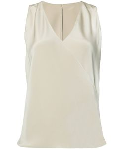 Peter Cohen | V-Neck Top Womens Size Small Silk