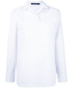 Sofie D'hoore | Colla Blouse With Oversize Pocket Womens Size 40