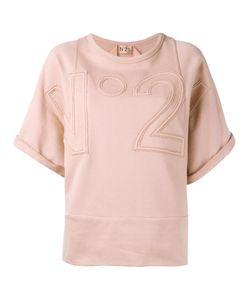 No21   Oversized Sweatshirt Womens Size 38 Cotton
