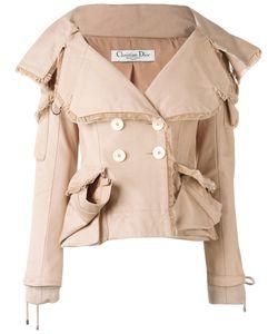 Christian Dior Vintage | Multi Pocket Jacket Womens Size 38