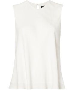 Saloni   Fla Tank Womens Size 2 Acetate/Viscose/Polyester