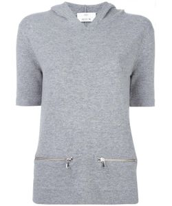 Allude | Shortsleeved Jumper Womens Size Xs Cashmere/Virgin Wool