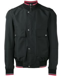 Dior Homme   Four Pocket Bomber Jacket With Ribbed Collar Mens Size
