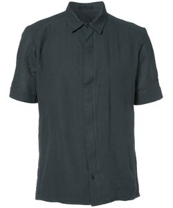 Devoa | Plain Shirt Mens Size 3 Japanese Paper/Cotton