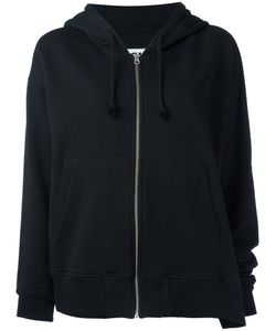 Mm6 Maison Margiela | Zipped Hoodie Womens Size Xs Cotton
