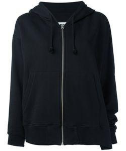 Mm6 Maison Margiela | Zipped Hoodie Womens Size Xs Cotton
