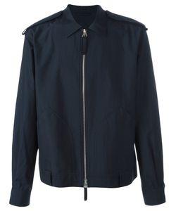 E. Tautz | Bluson Jacket Mens Size Medium Silk/Cotton/Wool