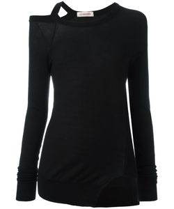 A.F.Vandevorst   Tempo Jumper Womens Size 38 Cotton