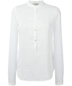 Forte Forte | Button Up Top Womens Size 3 Cotton/Silk