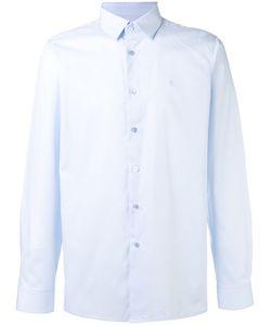 Raf Simons | Button-Up Logo Shirt Mens Size 50 Cotton